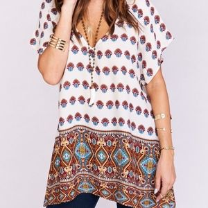 Show Me Your Mumu Original Mumu The Victorian Top